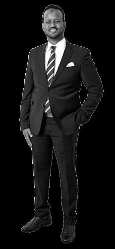 Ismail Hussein Hassan - Advokatfirmaet Grotkjær Elmstrøm
