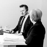 Advokathjælp ved uskiftet bo